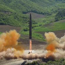 U.S. Seeking Space-Based Ballistic Missile Defense