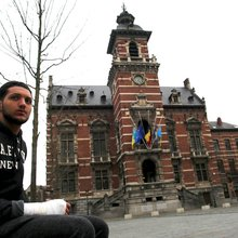 Brussels Survivor Who Refused to Flee: 'It Was Like a War'