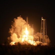 Kaboom! Will Orbital Sciences' Stock Emulate Their Rocket?