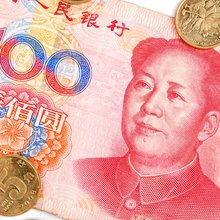 Why $10B of China's money is laundered every month