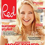 Kate Hudson: Cover Interview: Red Women