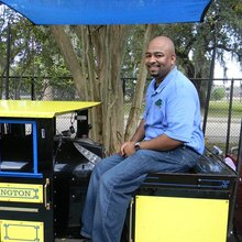 On the Clock: Waymon Morris, Carousel Gardens director of recreational services