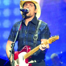 Brad Paisley: Success stems from W.Va. roots