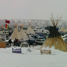 Taking a stand at Standing Rock