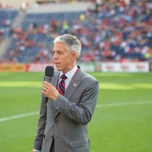 Homophobic Soccer Chant Shut Down by Chicago Fire GM