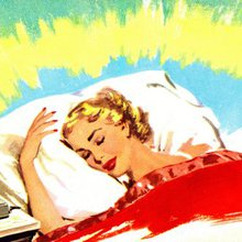 Cure Insomnia With Drew Ackerman's 'Sleep With Me' Podcast