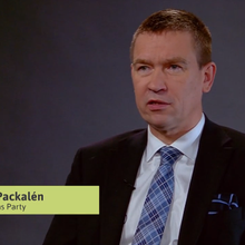 """Finns Party MP: """"Build camps for refugees, and only let educated people in"""""""