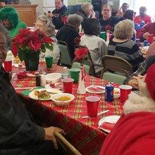 Program brings joy to seniors during the holidays