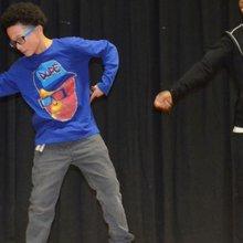 Black History program showcases students' talents