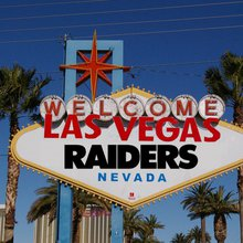 Raiders on the way to Las Vegas