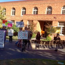 Enrollment plunges at Marylhurst University, as feuds, financial losses threaten recovery