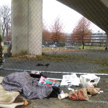 No Right to Avoid Shelter: Tent City Dwellers Highlight Poor Shelter Alternatives