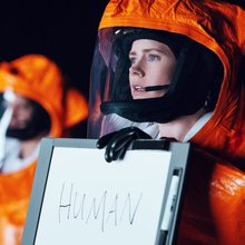 'Arrival' Is a Great Sci-Fi Movie-and an Even Better Election Allegory
