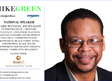 Mike Green: Co-founder of ScaleUp Partners - AMERICAN DIVERSITY REPORT