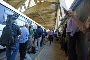 Renovation of GWB bus station a warning for future projects