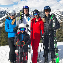 Sorry, Vanity Fair: Aspen Is Actually Not a Nightmare With the Trumps Here