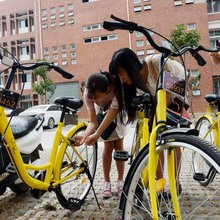 China bike-sharing turns into VC pileup