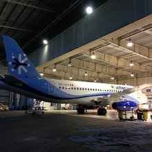 Interjet grounds half of SSJ100 fleet pending repairs