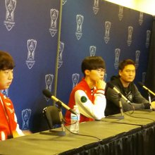 "Faker: ""We always win against ROX because I think God is with us."""