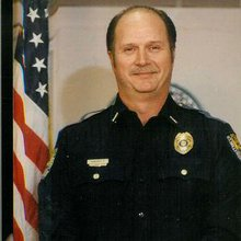Edwards led Hollywood Park Police Department for 24 years