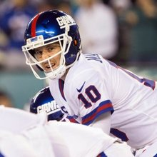 Eli Manning is holding the Giants back from being unstoppable