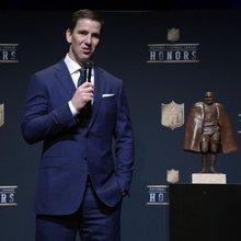 Report: Judge in Eli Manning memorabilia court case is Giants fan