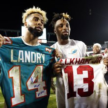 Jarvis Landry predicts Odell Beckham Jr. will be No. 1 on NFL Top 100