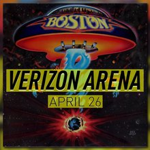 Boston to play at Verizon Arena this spring
