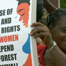 Nigerians Put the Brakes on Superhighway Cutting through Rainforest - Los Angeles Sentinel