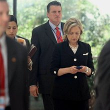 EXCLUSIVE: Hillary Clinton Technology Chief Went To High School With Her Email Storage Manager - ...