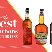 A Bourbon Expert on the Best Bourbons for $20 and Under