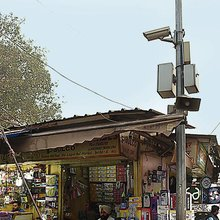 CCTVs in old Delhi guard no one, project remains tangled in red tape
