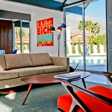 A new crop of Eichlers rises in Palm Springs, the mecca of modernism