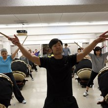 The best workout you're not doing: Taiko drumming