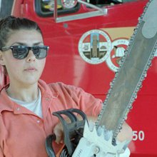 What It's Like to Be a Female Firefighter in California Prison - VICE