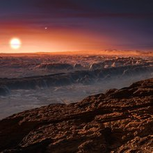 An Epochal Discovery: A Habitable Planet Orbits Our Neighboring Star