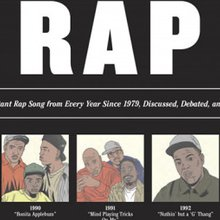 Rap, In Living Color: Author Shea Serrano On His New 'Rap Year Book,' Dream Beefs, And More