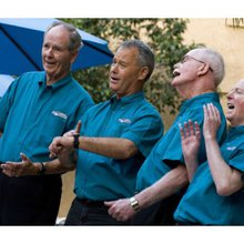 Fellowship sets tone of reunited barbershop chorus