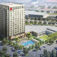 $100 million high-rise Marriott hotel proposed for Irvine Spectrum