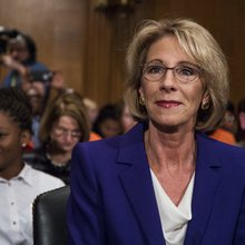 American Secretary of Education nominee Betsy DeVos is a threat to students with disabilities | T...