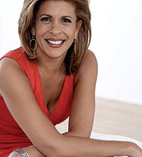 Breast Cancer Survivor Hoda Kotb
