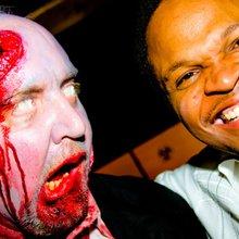 Fans swarm 'Walking Dead' finale party in Atlanta