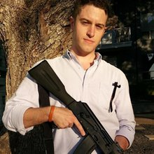 Dismantle the State: Q&A With 3D Gun Printer Cody Wilson