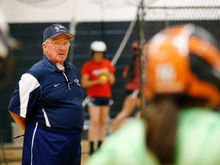 Patrick Henry's Walter Pettus communicates love for softball without words