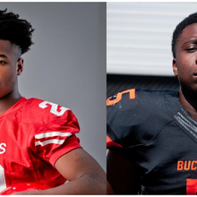 2 East Texans named to MaxPreps medium schools All-American football team
