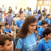 1,000 kids sing 'We Love Jesus' this Summer