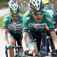 Hugh Carthy on course for 2017 Giro d'Italia spot with Cannondale-Drapac - Cycling Weekly