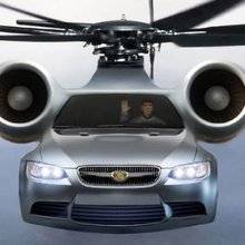 No More Go-Slow! Flying Cars are Here! - Tony Ogunlowo - Innovation Village