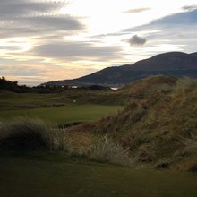 A Lonely, Magical Afternoon on the Best Golf Course in the World: Royal County Down