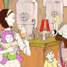Breweries and babies: a match made in heaven?